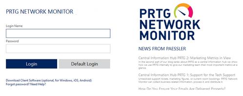 User Manual | PRTG Network Monitor (CRM)